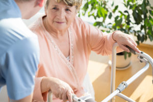 Elderly Care Gastonia NC: How Can Elderly Care Services Help When Your Mom Has Kyphosis?